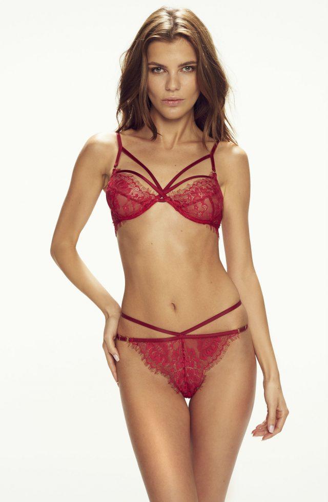red_bra